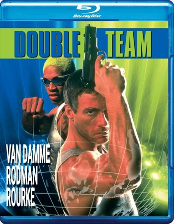 Double Team 1997 Dual Audio Hindi 480p BluRay 280MB
