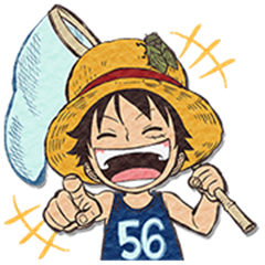 ONE PIECE's Summer Vacation