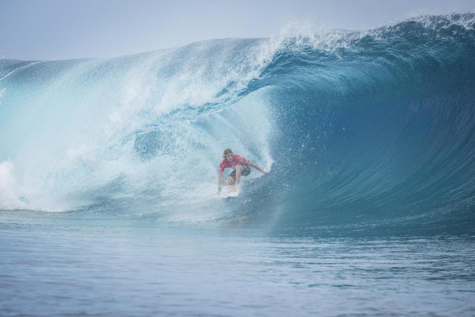 17 John John Florence HAW Billabong Pro Tahiti foto WSL Kelly Cestari