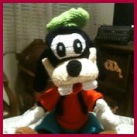 Goofy amigurumi