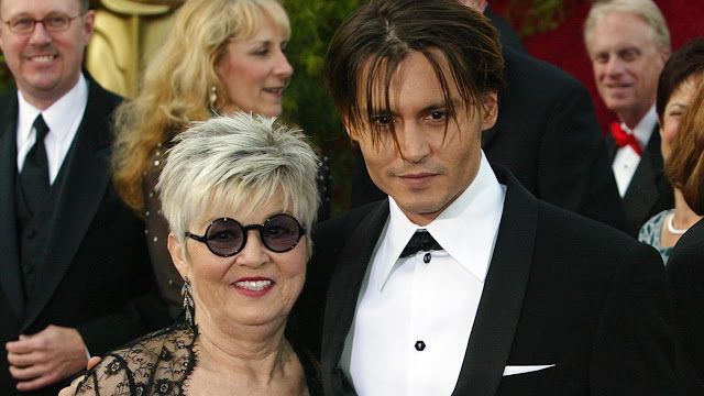 Johnny Depp Mother