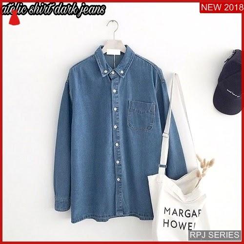RPJ175A94 Model Atasan Atelic Cantik Shirt Wanita