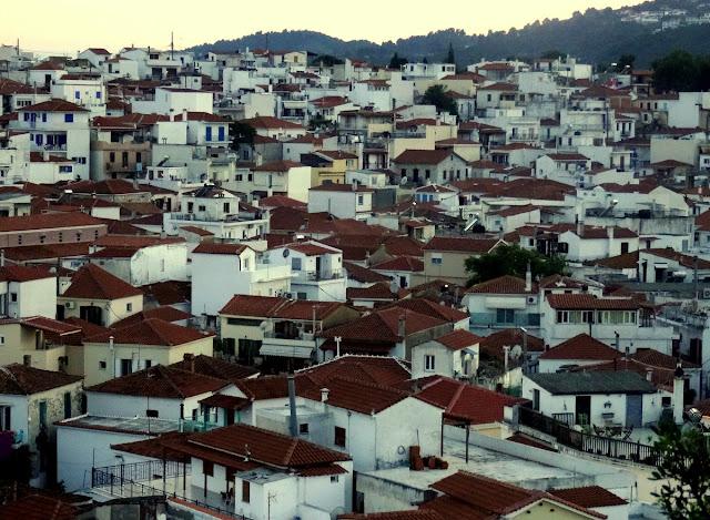 Skiathos Old Town