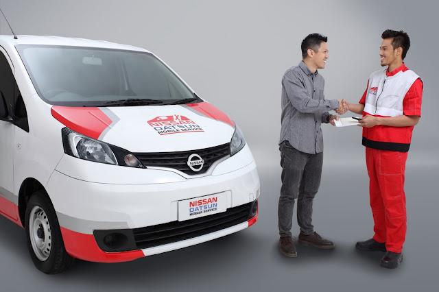 Nissan datsun mobile service surabaya
