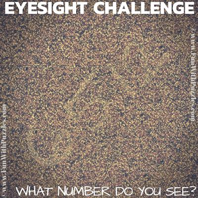 Hidden Number Reading Challenge