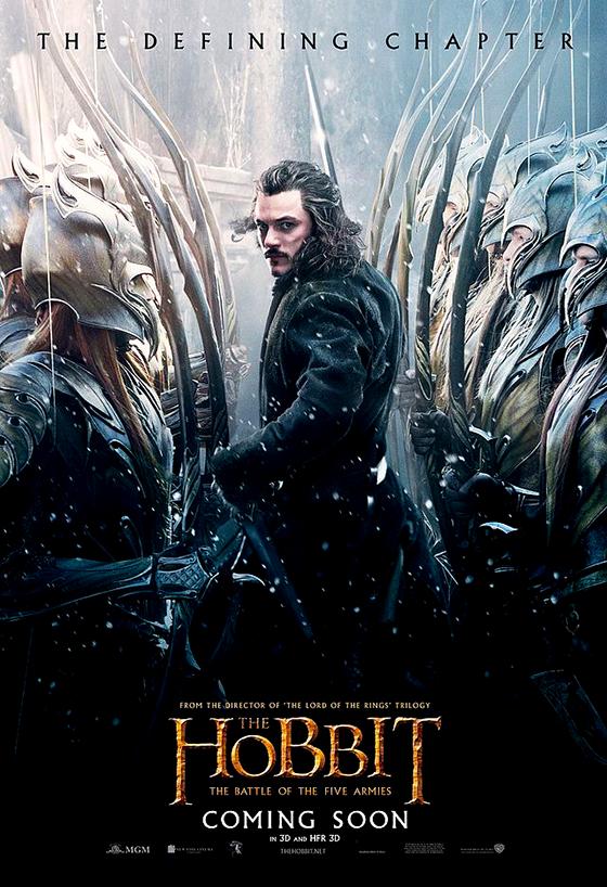 Hobbitul: Bătălia de la Cinci Armate - The Bard