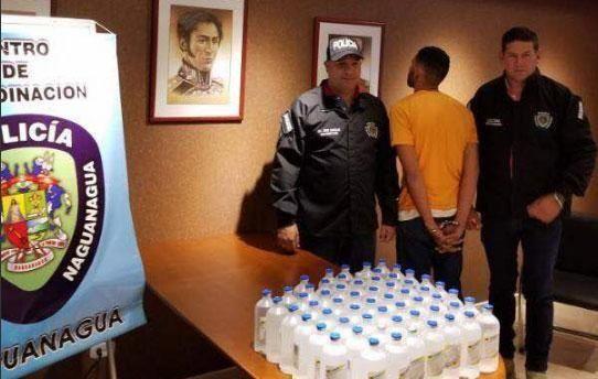 Camillero de Carabobo detenido por robar y bachaquear medicamentos