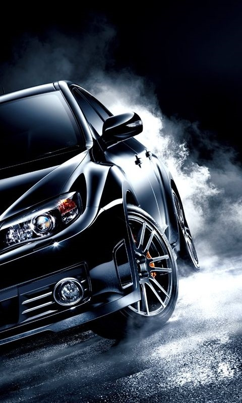 bmw black car