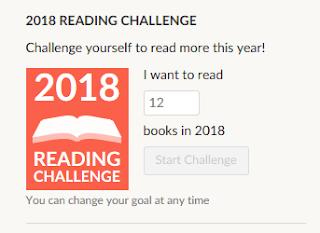 Meta de lectura en Goodreads
