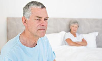 Πόσα χρόνια ερωτικής ζωής έχει ο άνδρας;