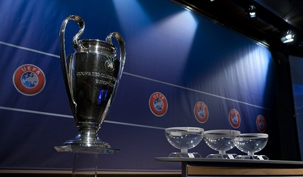 Drawing UEFA Champions League