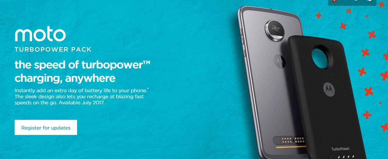 Motorola unveils Moto Z2 Play with new Moto Mods.