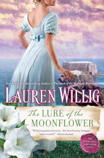 The Lure of the Moonflower book cover