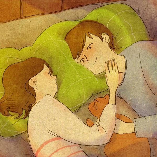 Những điều giản dị làm nên hạnh phúc vợ chồng-13