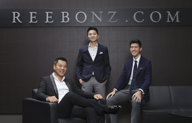 Management team of Reebonz