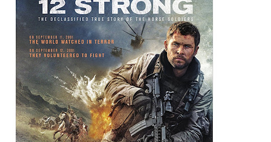 12 Strong Movie (DVD)