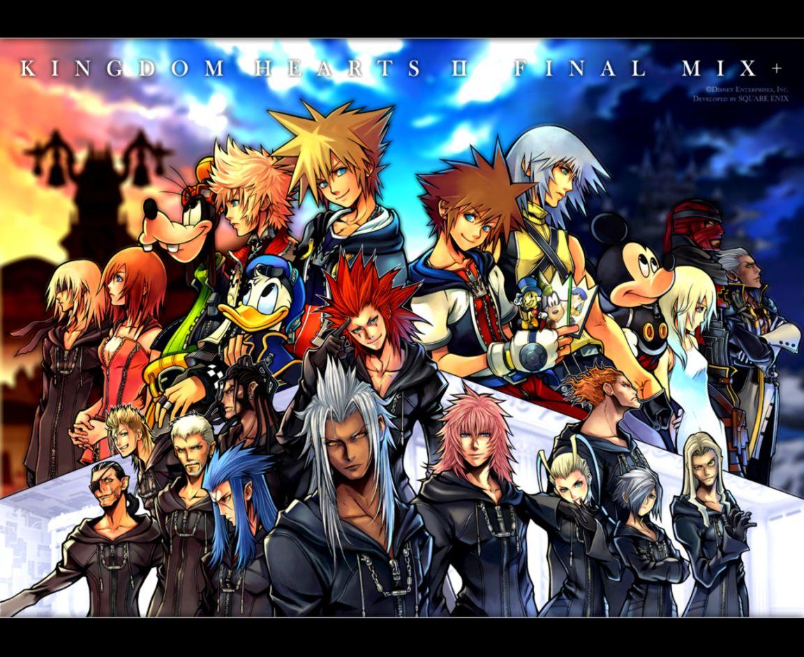 Kingdom Hearts 2 Sora Wallpaper Wallpapers Savage