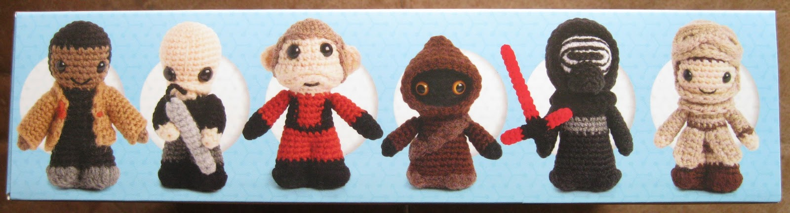 Lucyravenscar Crochet Creatures Star Wars Even More Crochet Is Here