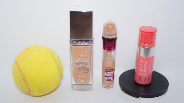 maquillage du teint mondayshadow challenge