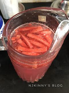 Njkinny's Blog: Gajar Kanji Recipe   Carrot Kanji Recipe   Traditional Punjabi Gajar Ki Kanji Recipe ~Indian Probiotic Drink
