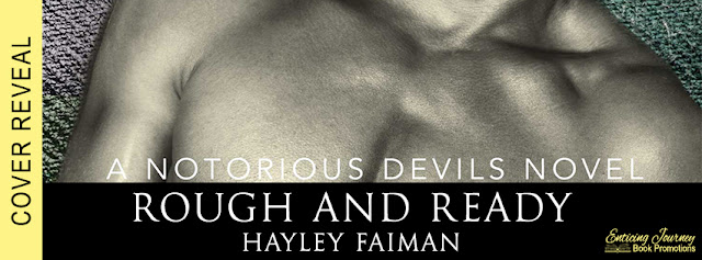 Rough and Ready by Hayley Faiman Cover Reveal + Giveaway