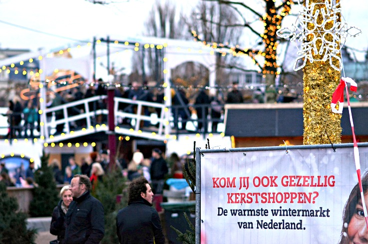 Village On Ice, Amsterdam