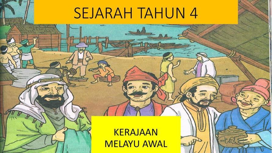 Cikgu Syam Sp Pemetaan Dan Simulasi Sejarah Tahun 4 Kerajaan Melayu Awal