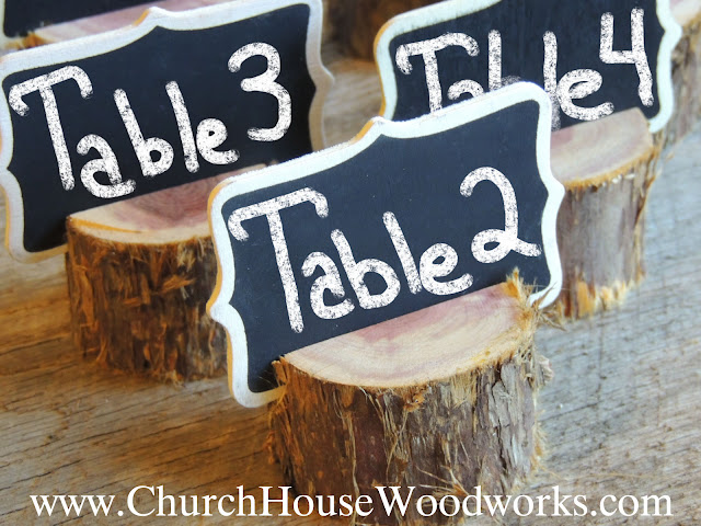 12 rustic cedar place card holders, tree card holders, place holders, rustic wedding decor, wood place card holder, rustic wedding supplies