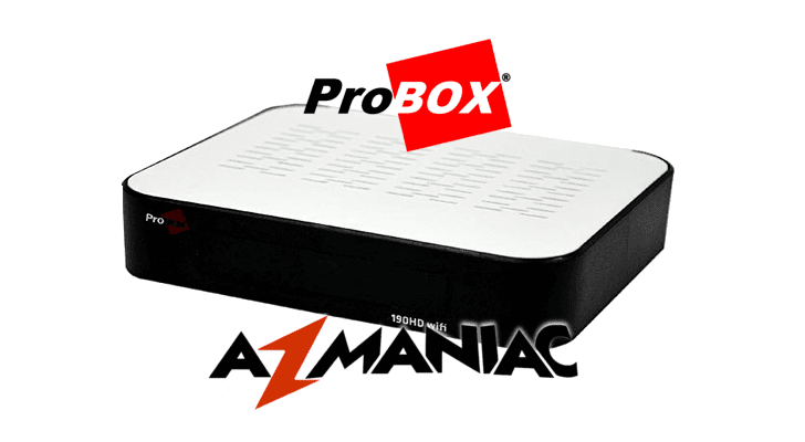 Probox PB190 HD Wifi