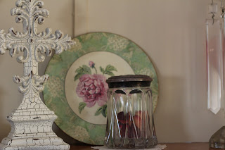 Vintage Glass Jar, Rose Petals, Living From Glory To Glory Blog...
