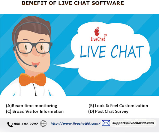 Live Chat Support Software - A Boon for Customers