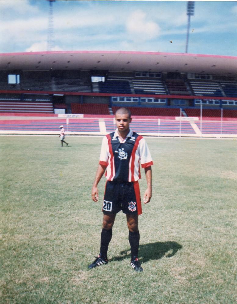 ESPERANÇA esporte  Esperancense na Taça São Paulo de Futebol Junior. 4ae3f457adfb7