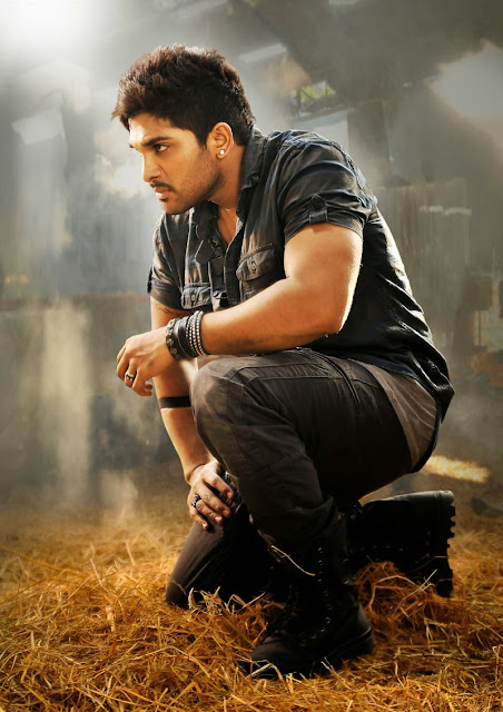 Allu Arjun in Romeo and Juliets