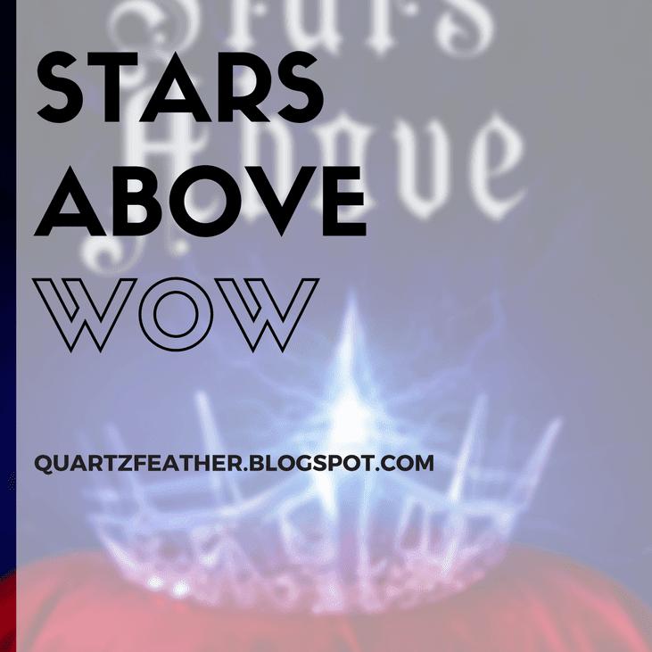 Stars Above by Marissa Meyer WOW