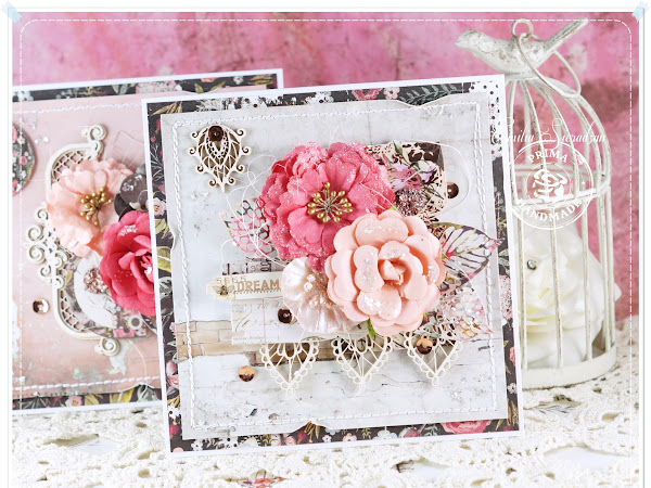 2 Prima Rossibelle Cards
