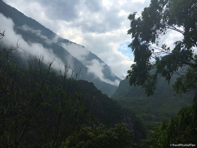 Lushui Trail, parc national de Taroko Gorges, Hualien, Taiwan