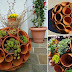 DO IT YOURSELF Clay Pot Sphere for Stunning Succulents