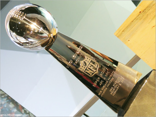 Trofeo Super Bowl LI