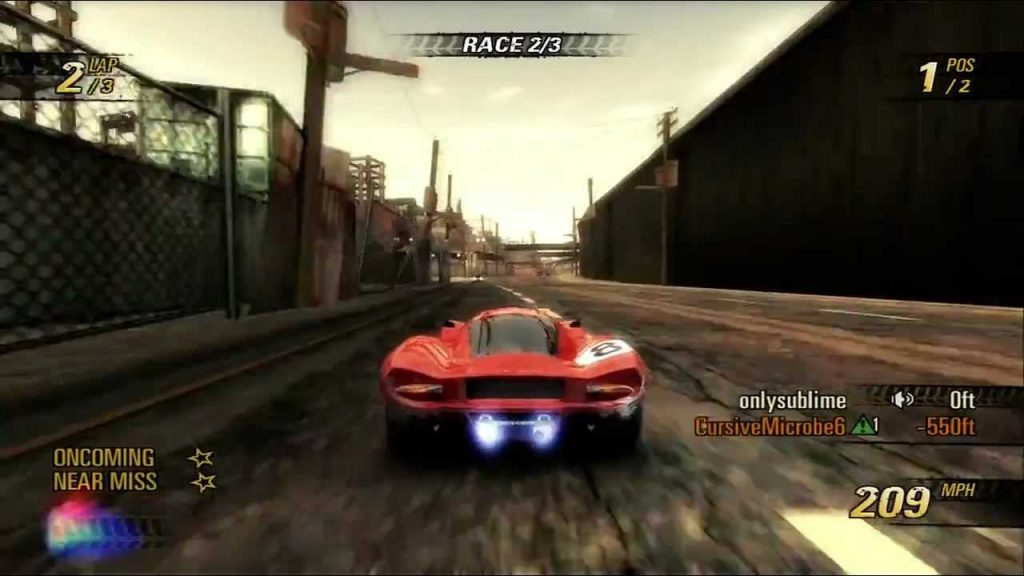 Burnout Revenge 100% Working Game - Free Download Full