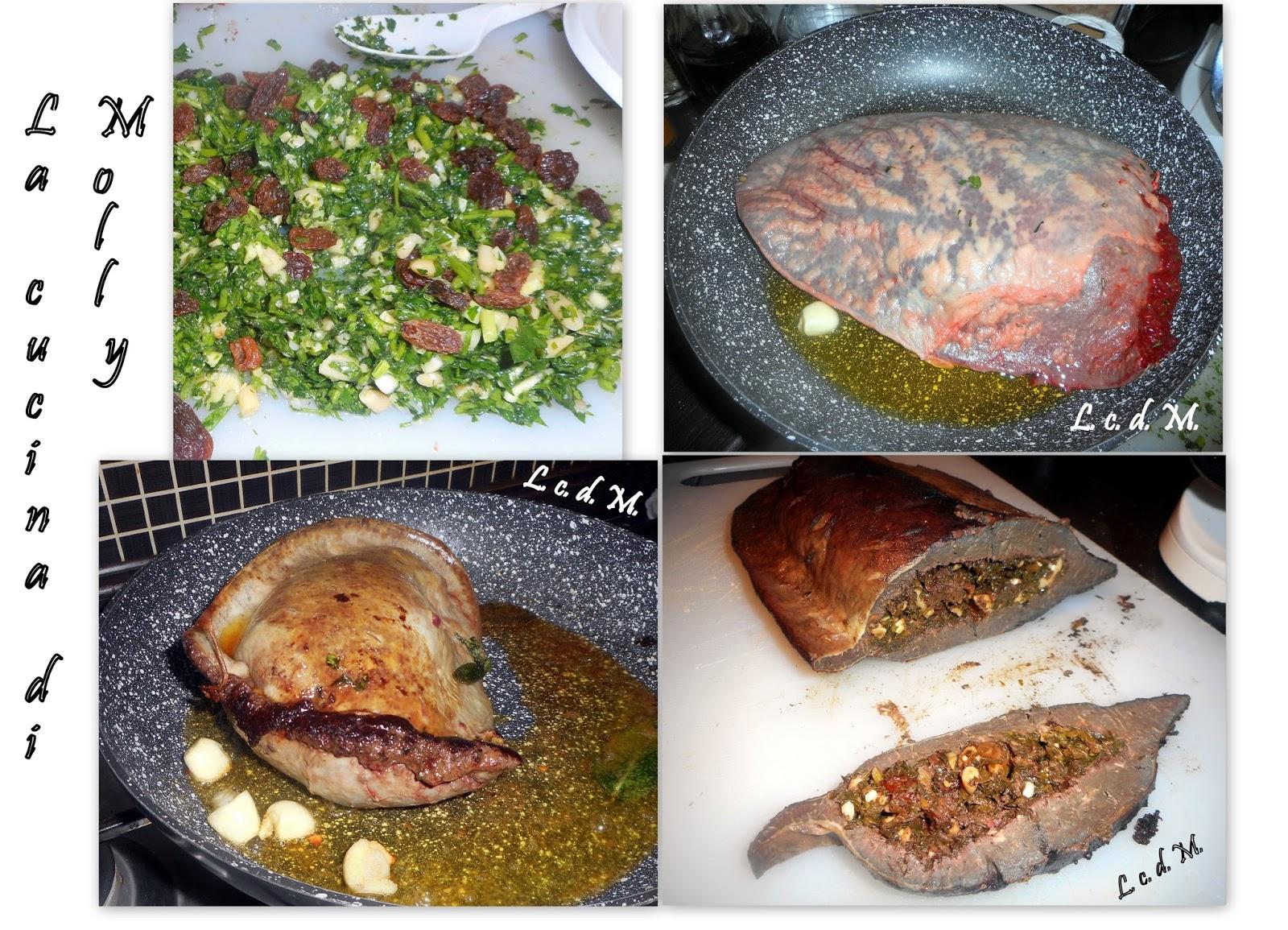 La Cucina Di Molly Milza Farcita Alla Salernitana