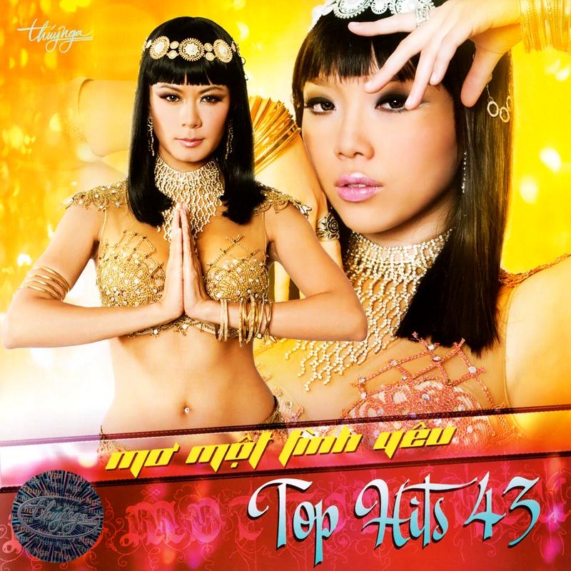 Thúy Nga CD477 - Mơ Một Tình Yêu - Top Hits 43 (NRG)