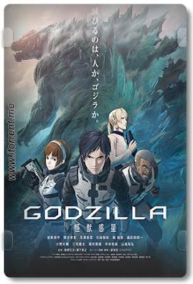 Godzilla: Monster Planet (2017) Torrent