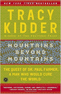 Mountains Beyond Mountains by Tracy Kidder Book Cover