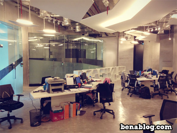 Kantor Baru Kaskus = Super Emejing! ~ Benablog - Life ...