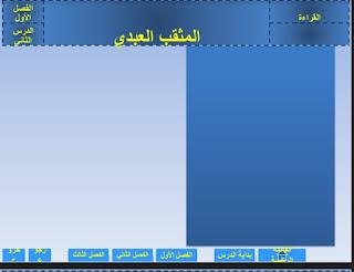 حل درس المثقب العبدي للصف الحادي عشر لغة عربية الفصل الاول