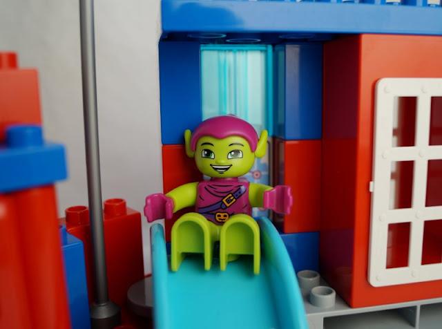 Lego Duplo Spiderman Goblin Spider Truck Spider-Truck-Abenteuer Forsa Studie 21st Century Skills