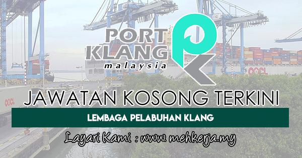 Jawatan Kosong Terkini 2018 di Lembaga Pelabuhan Klang (PKA)