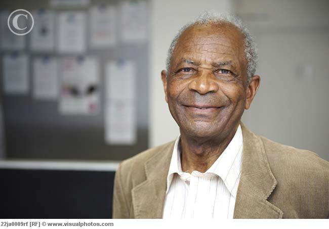 Elderly Black Man ESCAPADES: Remains Of ...