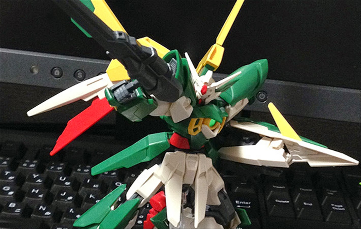 "HGBF 1/144 Wing Gundam Rinascita ""Reborn"" - Release Info, Box Art and Official Images"