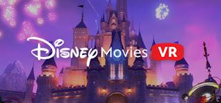 Disney's Movies VR app, Disney Movies VR app